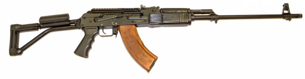 Ружье ВПО-213–22 кал. 366ТКМ L590