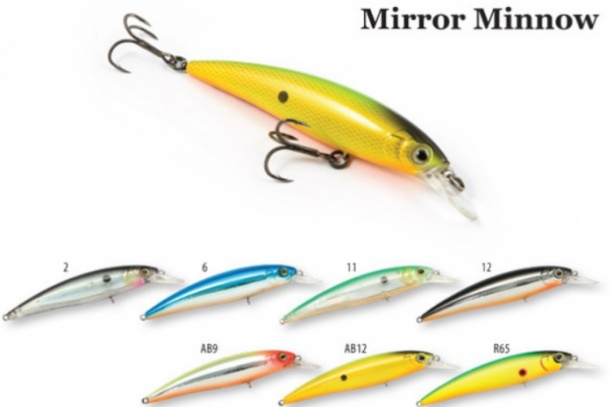 Воблер Mirror Minnow C 100