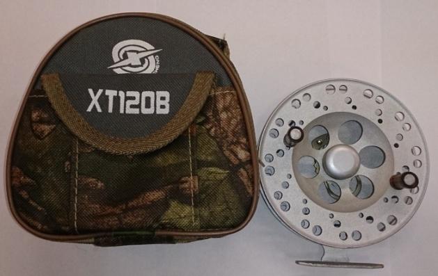 Катушка для удочки проводочная всумке XT120B
