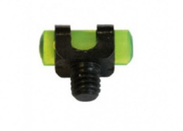 Мушка оптоволоконная зеленая 3,0мм.