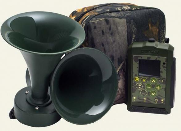 Манок электронный Hunterhelp PRO-3, 2 TK-9RU