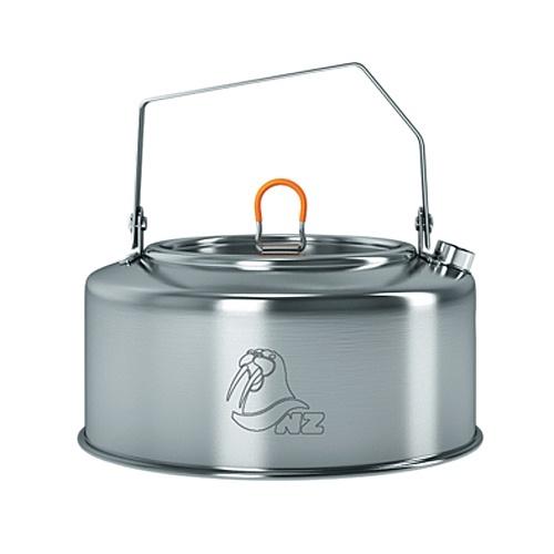 Чайник NZ 0,7 л. (нерж) SK-151