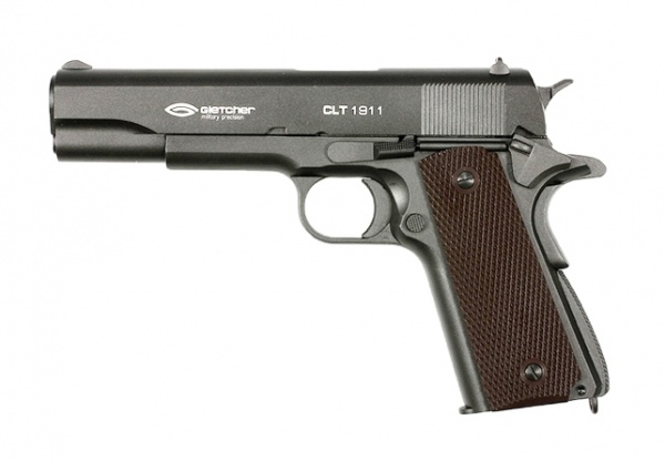Пневматический пистолет Глетчер CLT 1911
