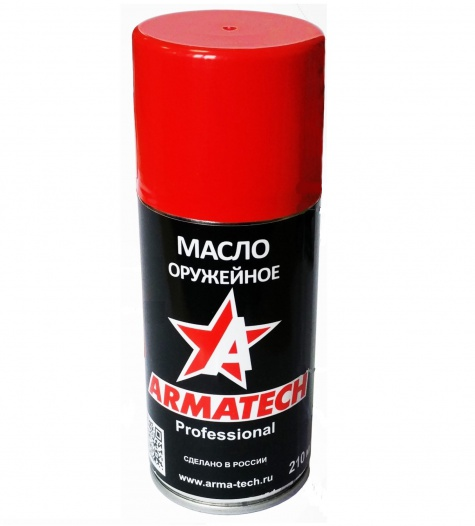 Оруж. масло Armatech Professional 210 ml.