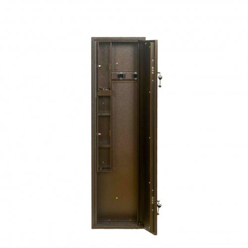 Оружейный шкаф № 7В чёрный