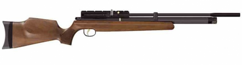 Пневматическая винтовка Hatsan AT44X-10 Wood (PCP,дерево)