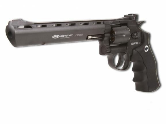 Пневматический пистолет Глетчер SWB8
