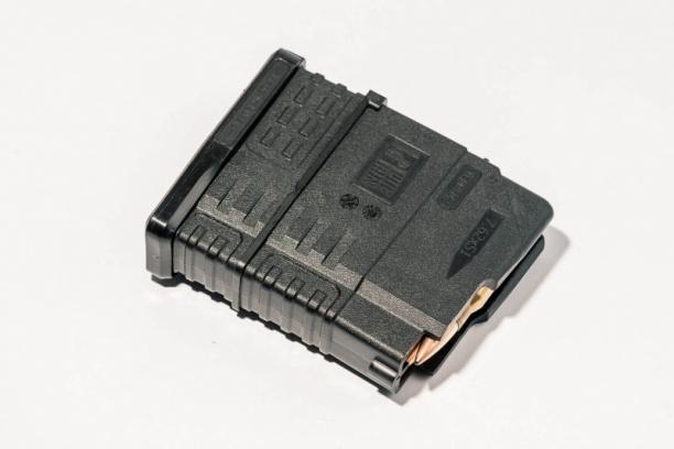 Маг-н Pufgun наВепрь-308 7,62×51 10п