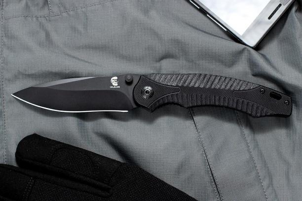 Складной нож Mr. Blade ''OPAVA'' (black)