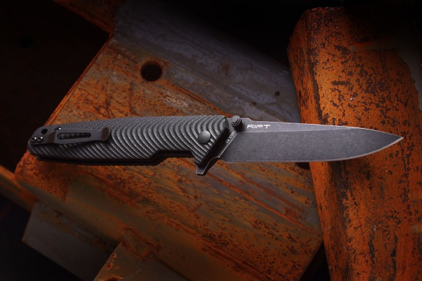 Нож Mr. Blade ''Rift'' black