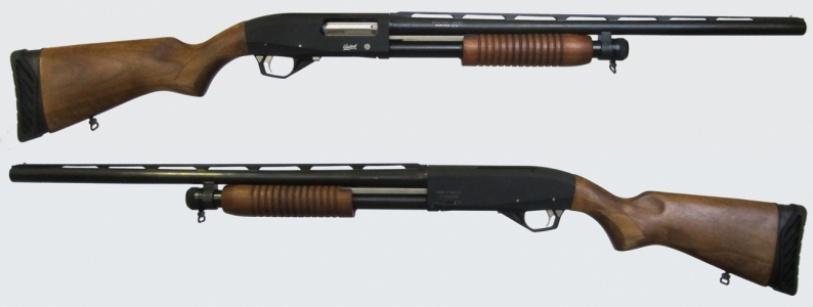 Ружье МР-135 12.76 орех, 3 д.н, L610