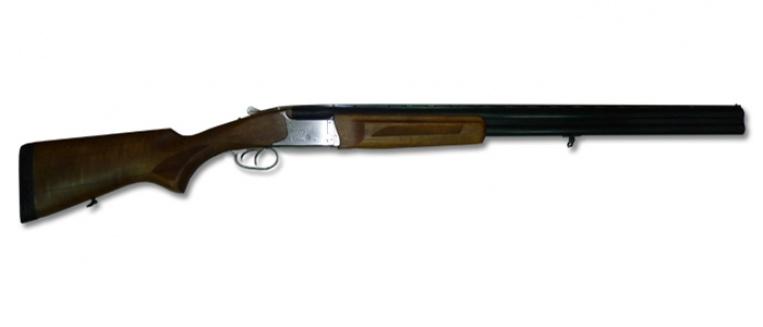 Ружье МР-27ЕМ 12.76 бук L725 никель