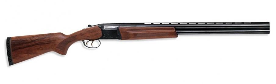 Ружье МР-27М 12.76 орех, грав.кабан-медв.L750мм
