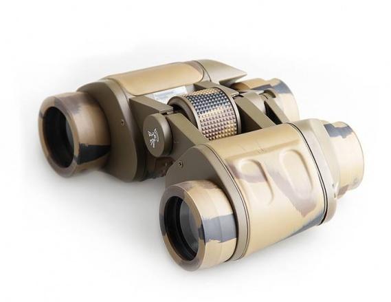 Бинокль БПШЦ 7х35 Veber Classic VRWA камуфляж