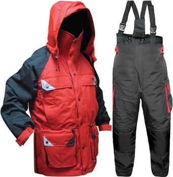 Зим. костюм Alaskan Origin куртка комбин