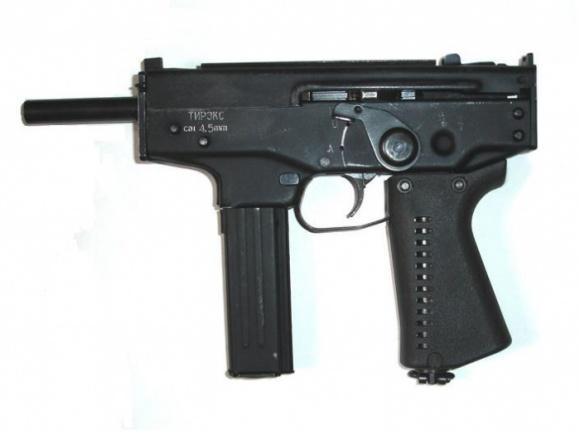 Пневматический пистолет ППА-К Тирэкс
