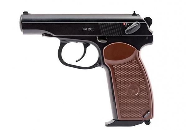Пневматический пистолет Глетчер PM1951