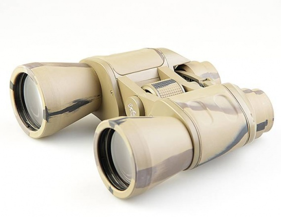 Бинокль Veber Classic БПШЦ 10х50 VRWA кам.