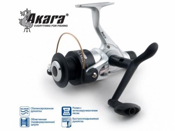 Безынерционная катушка Akara Vista FV2500 3bb