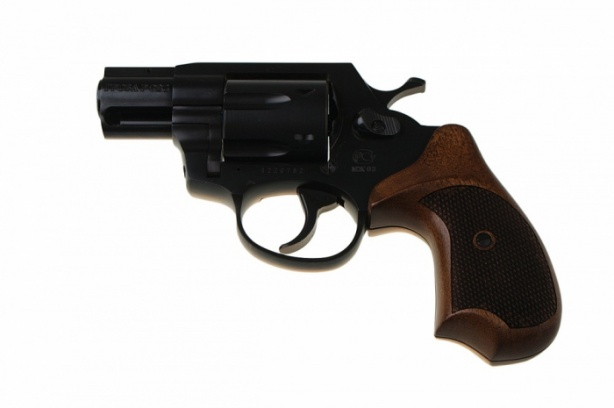 Травматический револьвер Гроза-02С