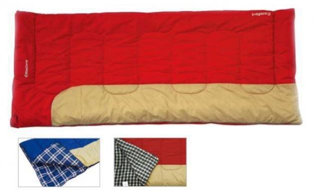 Спальный мешок COMFORT 0C 190x80 3126