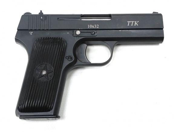 Пистолет ТТК-F кал. 10×32Т