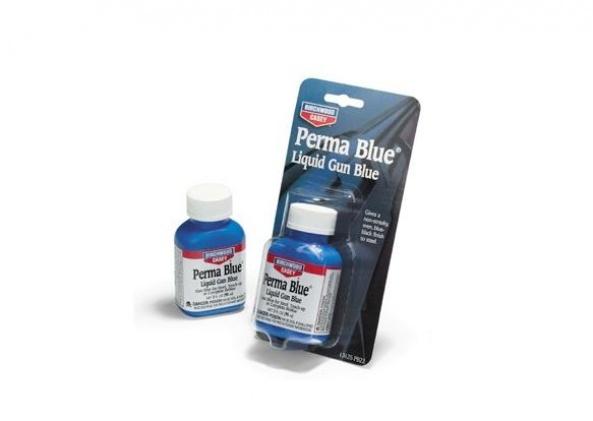 С-во д.ворон по стали Birchwood Perma Blue 90 мл