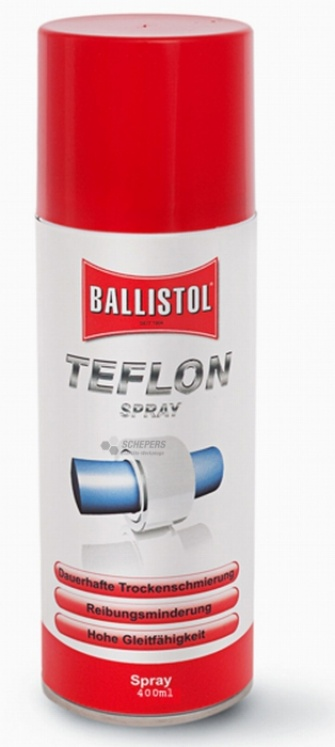Смазка тефлоновая PTFE-Spray(Teflon) 200 ml.