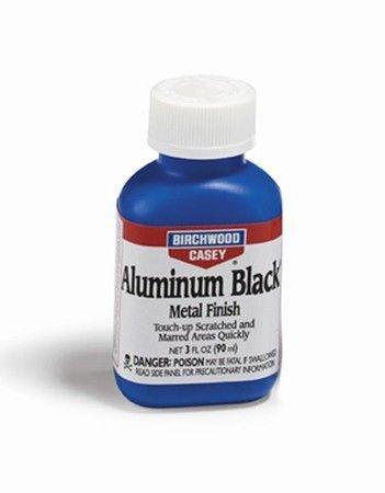 С-во д.ворон по аллюминию Birchwood Alum. Black 90 мл