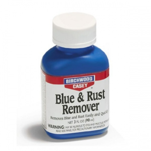 С-во д.удаления ржавчины и ворон. Birchwood Blue & Rust Remover 90 мл