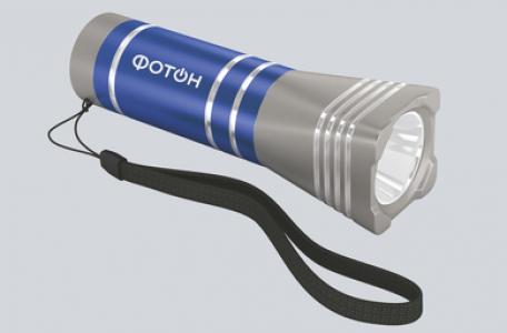 Фонарь светодиод. ФОТОН MS-1700S (1W. 3xLR в компл.)