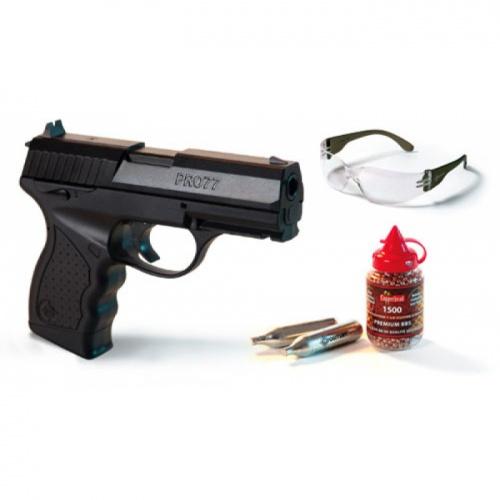 Пистолет пневм. Crosman PR077Kit