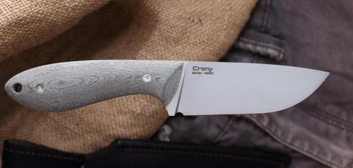 Нож ''Crony'' микарта