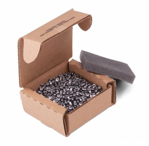 Пули для пневматики Crosman Domed 10,5 гран 4,5 мм(1250 шт)