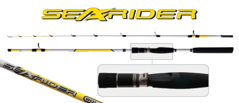 Сп. шт. ст. 2 колена Condor 82012 Searider 150 гр. 2,4 м.