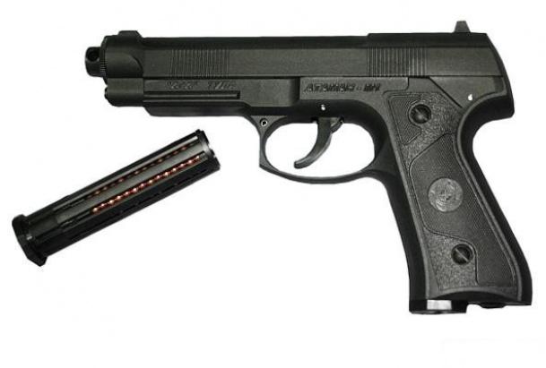 Пневматический пистолет АТАМАН М-1-У