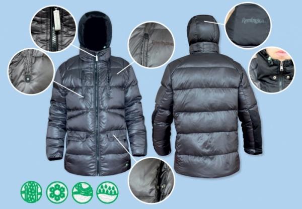 Куртка Remington HEMAN зимн.