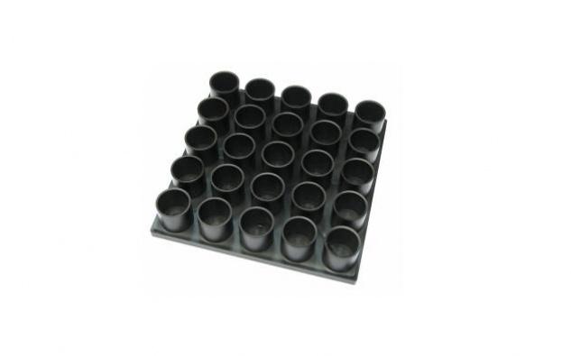 Подставка для гильз (25 ячеек)