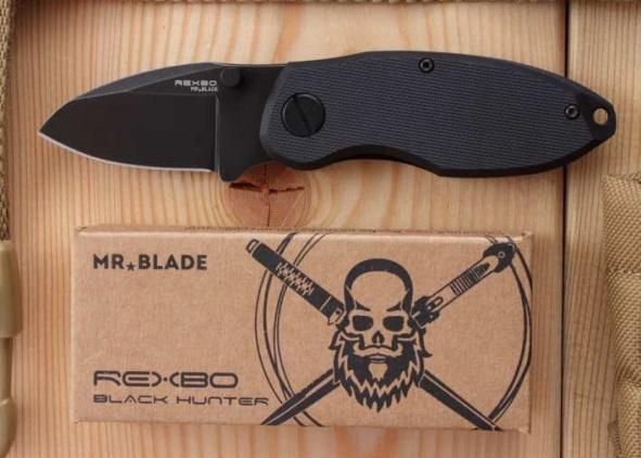 Нож склад. Mr. Blade ''Rexbo''