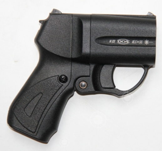 Пистолет М-09 18,5х55Т