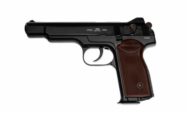 Пневматический пистолет Глетчер GLST51