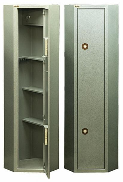Шкаф для хранения оружия OLDI-3-У