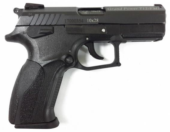 Травматический пистолет Grand Power T12-FМ1 10×28мм.