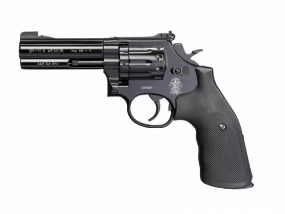 Револьвер пневматический S&W 586–4
