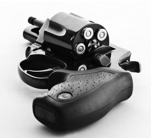 Револьвер ''Taurus'' к. 9мм. удл. рук.