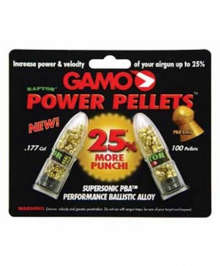 Пули пневматические GAMO Raptor 4,5 (150шт)