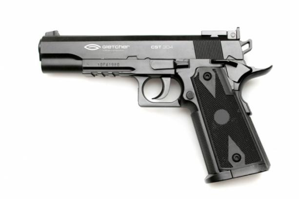 Пневматический пистолет Gletcher CST 304