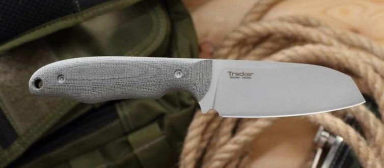 Нож ''Tracker'' микарта