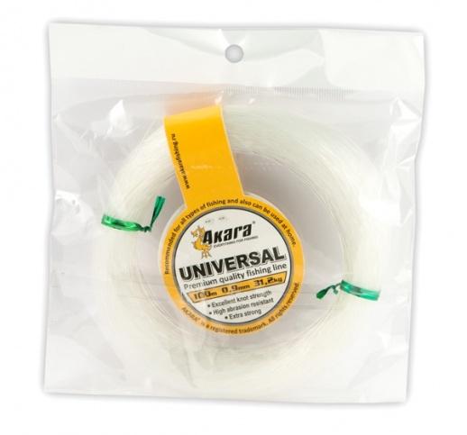 Леска Akara Universal 100 м. в мотке