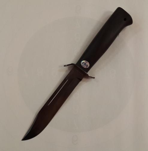 Нож охотничий ''Разведбат'' граб DLC покр. 95×18